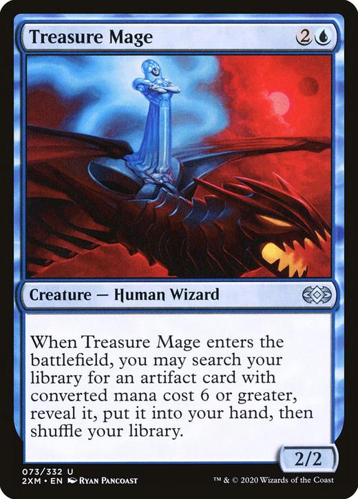 Treasure Mage image