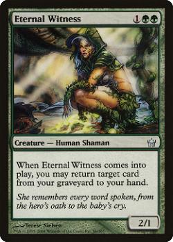 Eternal Witness image