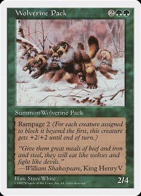 Wolverine Pack image