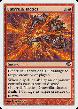 Guerrilla Tactics image
