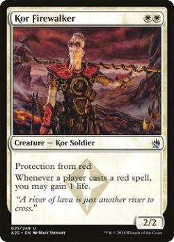 Kor Firewalker image