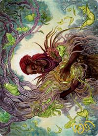Circle of Dreams Druid Card // Circle of Dreams Druid Card image