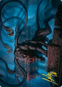 Displacer Beast Card // Displacer Beast Card image