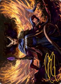 Farideh, Devil's Chosen Card // Farideh, Devil's Chosen Card image