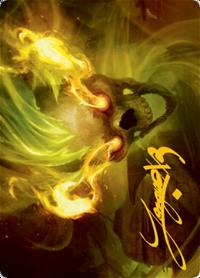 Flameskull Card // Flameskull Card image