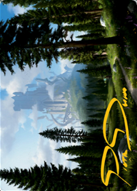 Forest Card // Forest Card image