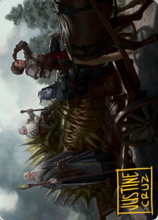 Grim Bounty Card // Grim Bounty Card image