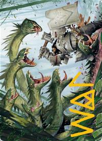 Lair of the Hydra Card // Lair of the Hydra Card image
