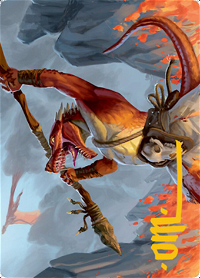 Minion of the Mighty Card // Kobold Card image