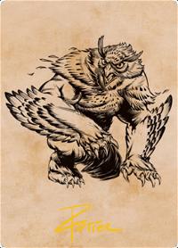 Owlbear Card // Owlbear Card image