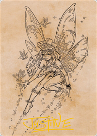 Pixie Guide Card // Pixie Guide Card image