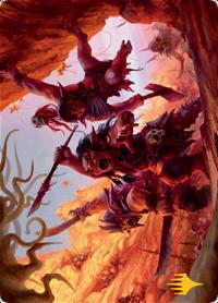 Swarming Goblins Card // Goblin Card image