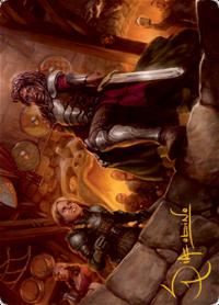 Veteran Dungeoneer Card // Veteran Dungeoneer Card image