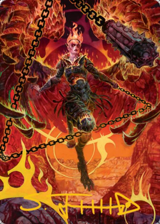 Zariel, Archduke of Avernus Card // Zariel, Archduke of Avernus Card image