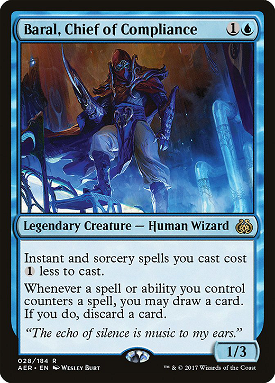 Baral, Chief of Compliance image