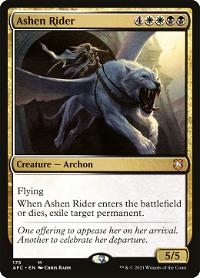 Ashen Rider image