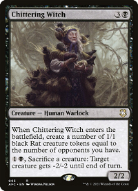 Chittering Witch image