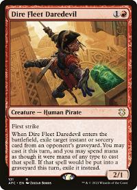Dire Fleet Daredevil image