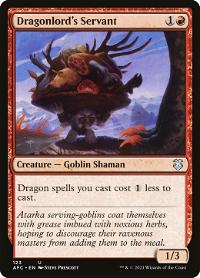 Dragonlord's Servant image