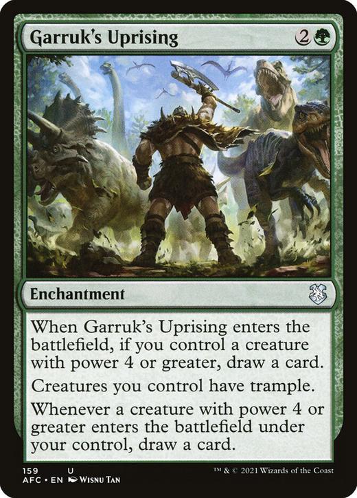 Garruk's Uprising?&width=200