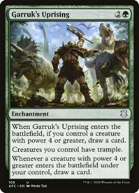 Garruk's Uprising image