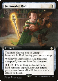 Immovable Rod image