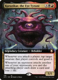Karazikar, the Eye Tyrant image