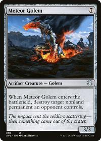 Meteor Golem image