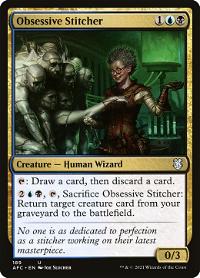 Obsessive Stitcher image