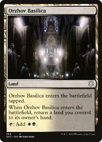 Orzhov Basilica image
