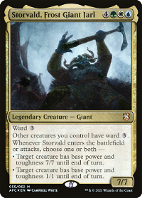Storvald, Frost Giant Jarl image