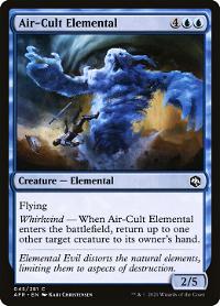 Air-Cult Elemental image