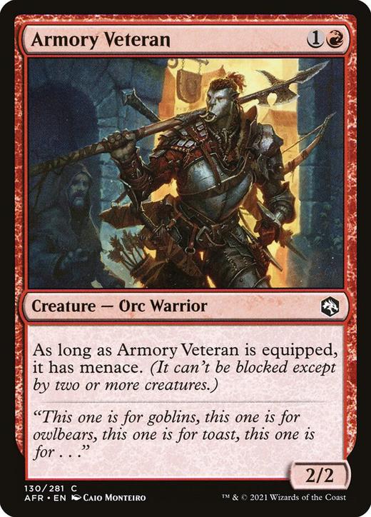Armory Veteran image