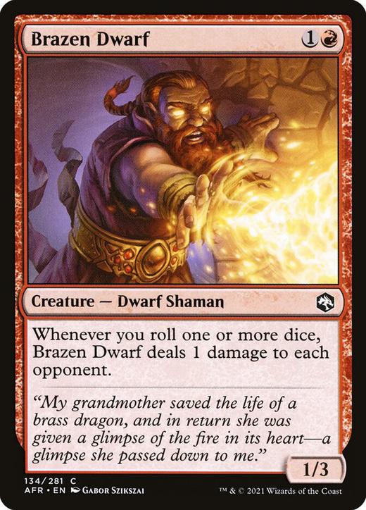 Brazen Dwarf image