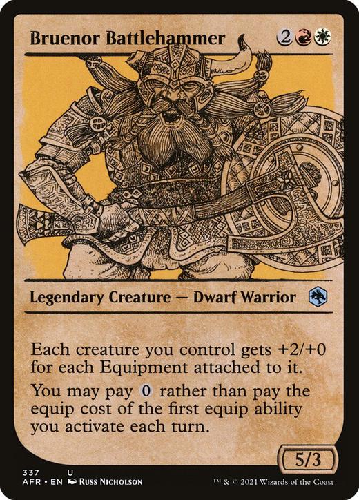 Bruenor Battlehammer image