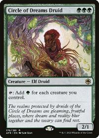 Circle of Dreams Druid image