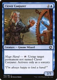 Clever Conjurer image