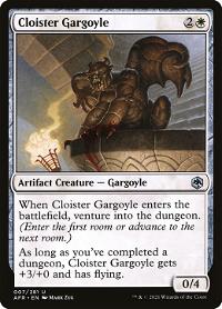 Cloister Gargoyle image