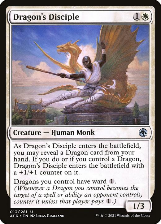 Dragon's Disciple image