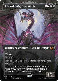 Ebondeath, Dracolich image