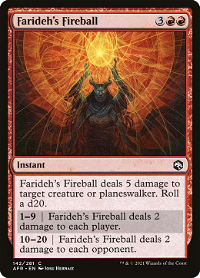 Farideh's Fireball image