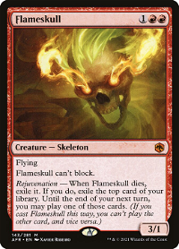Flameskull image