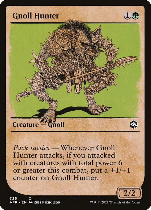 Gnoll Hunter image