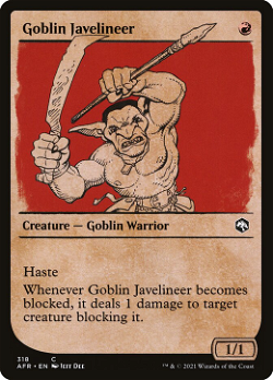 Goblin Javelineer image