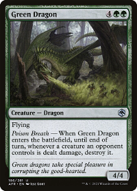 Green Dragon image