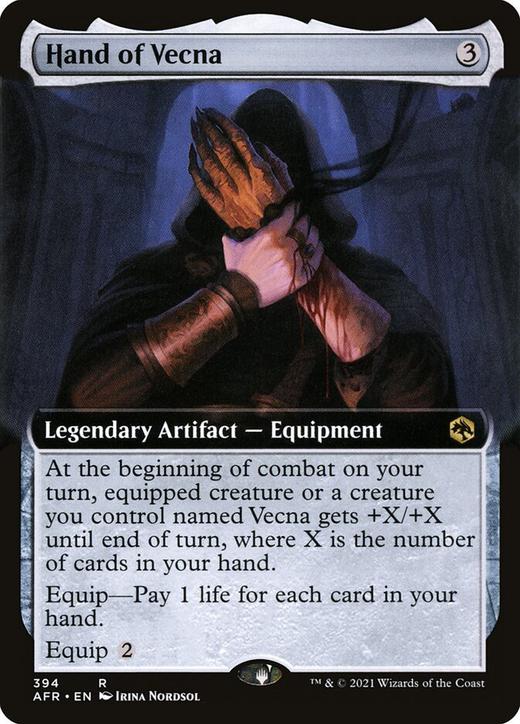 Hand of Vecna image