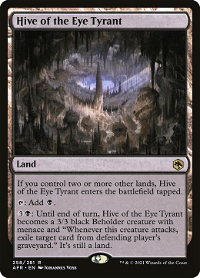 Hive of the Eye Tyrant image