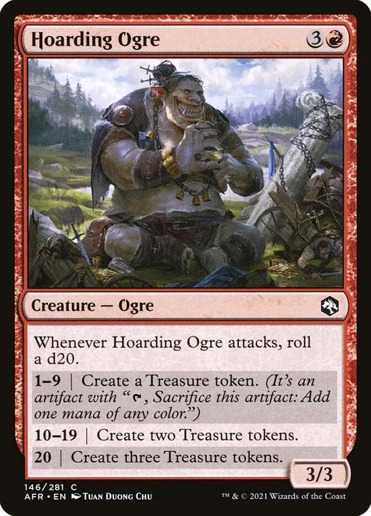 Hoarding Ogre image