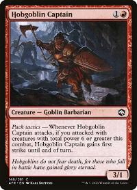 Hobgoblin Captain image