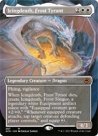 Icingdeath, Frost Tyrant image